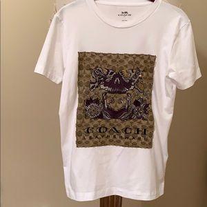 New! 🖤Coach🖤 T- Shirt